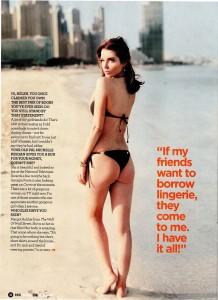 Helen Flanagan6 - Helen Flanagan for Zoo Magazine