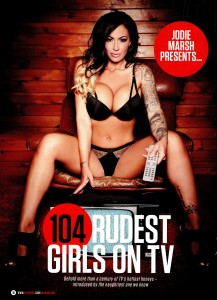 Jodie Marsh2 - Jodie Marsh presents 104 Rudest Girls on TV for Zoo Magazine