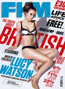 Lucy Watson - Lucy Watson for FHM Magazine