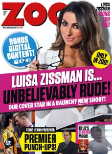 "Luisa Zissman17 - Luisa Zissman is ""Unbelievably Rude"" for Zoo Magazine"