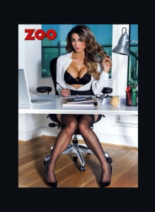 "Luisa Zissman4 - Luisa Zissman is ""Unbelievably Rude"" for Zoo Magazine"