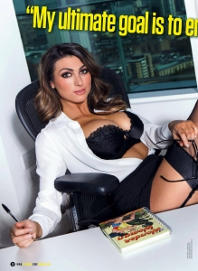 "Luisa Zissman9 - Luisa Zissman is ""Unbelievably Rude"" for Zoo Magazine"