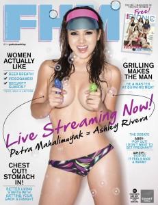 Petra Mahalimuyak - Petra Mahalimuyak for FHM Magazine Philippines