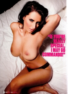 Sammy Braddy3 - Sammy Braddy in the Art of Seduction for Zoo Magazine