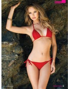 Tiffany Toth1 - Tiffany Toth for DSS Magazine Spain