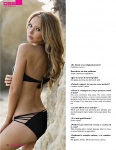 Tiffany Toth10 - Tiffany Toth for DSS Magazine Spain