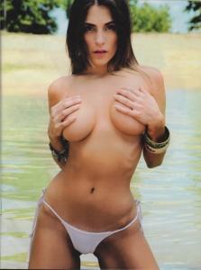 Valeria Degenaro, Coty Alvarez7 - Valeria De Genaro and Coty Alvarez sexy H Extremo shoot