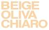 BEIGE OLIVA CHIARO