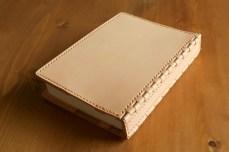 文庫本サイズのブックカバーです