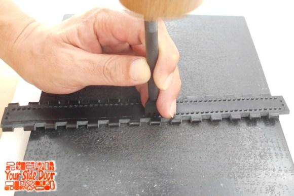 トンテンカンテン木槌の仕事