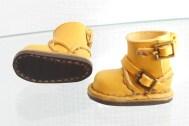 靴底は特殊マグネットシートです