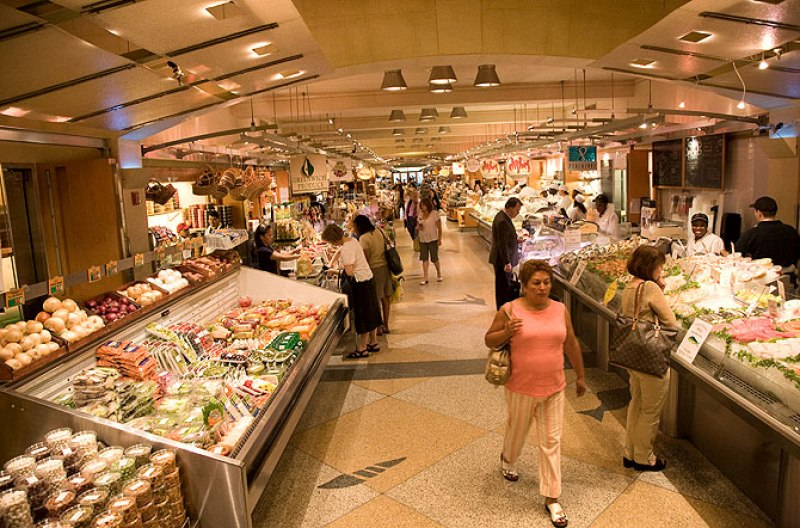 Grand-Central-Station Marché