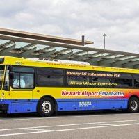 bus newark