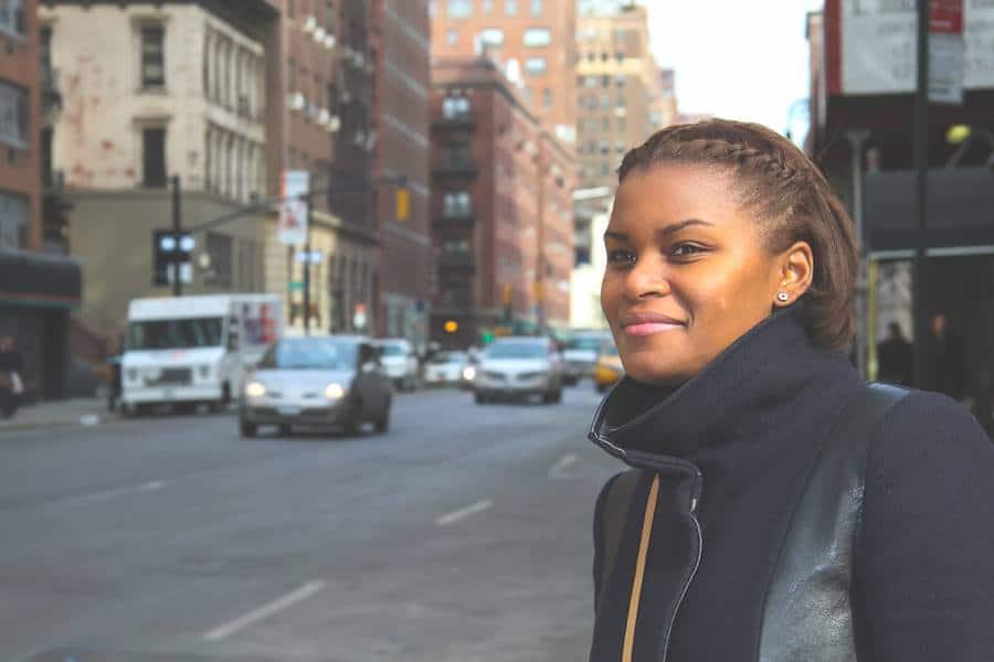 WALK OF FAME : Viviane de We Love New York