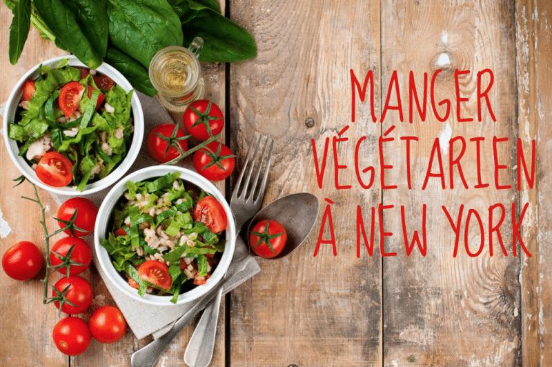 restaurants végétariens à New York
