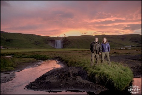 skogafoss-waterfall-wedding-iceland-sunrise