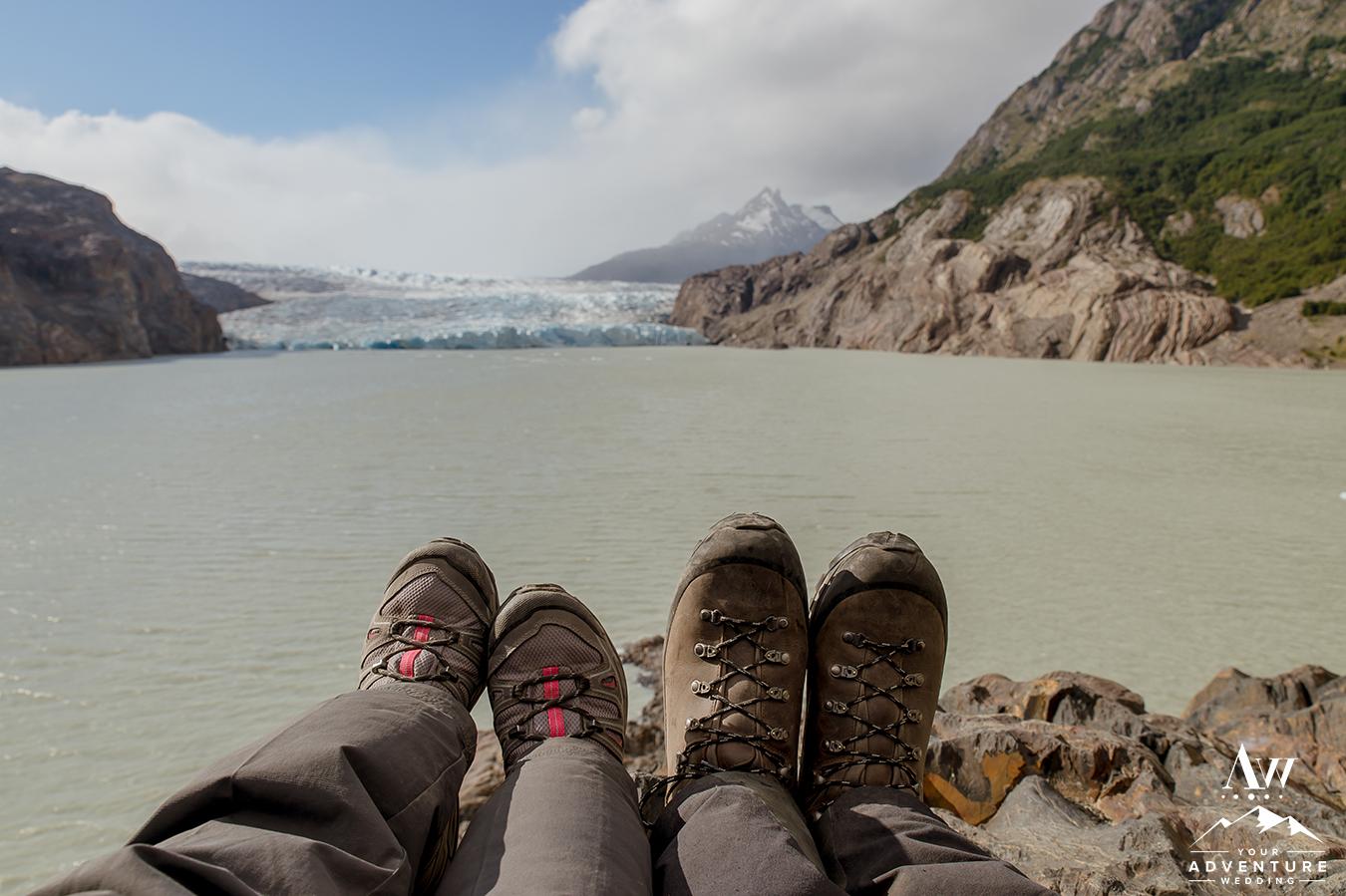Grey Glacier Hiking
