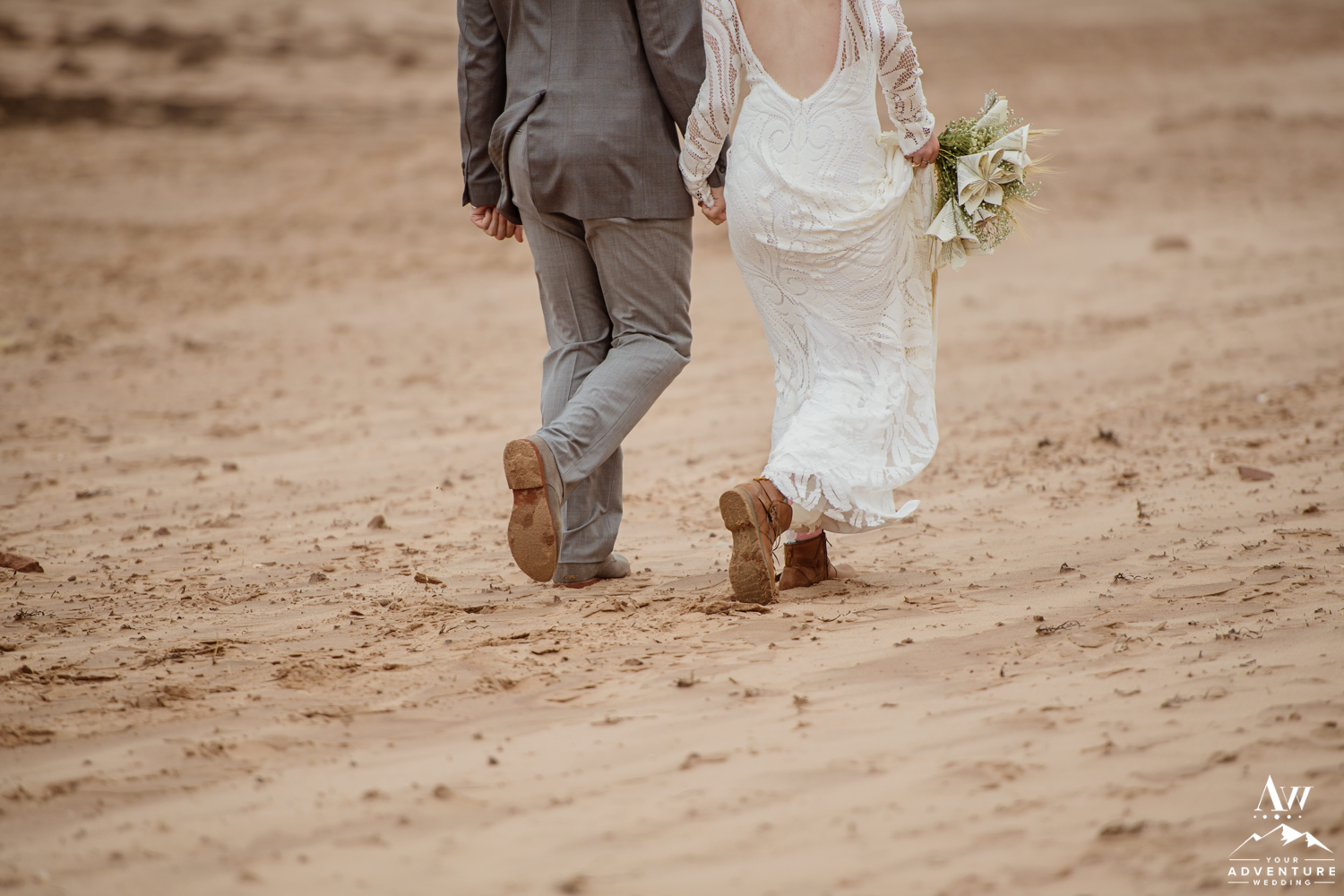 Prince Edward Island Beach Wedding