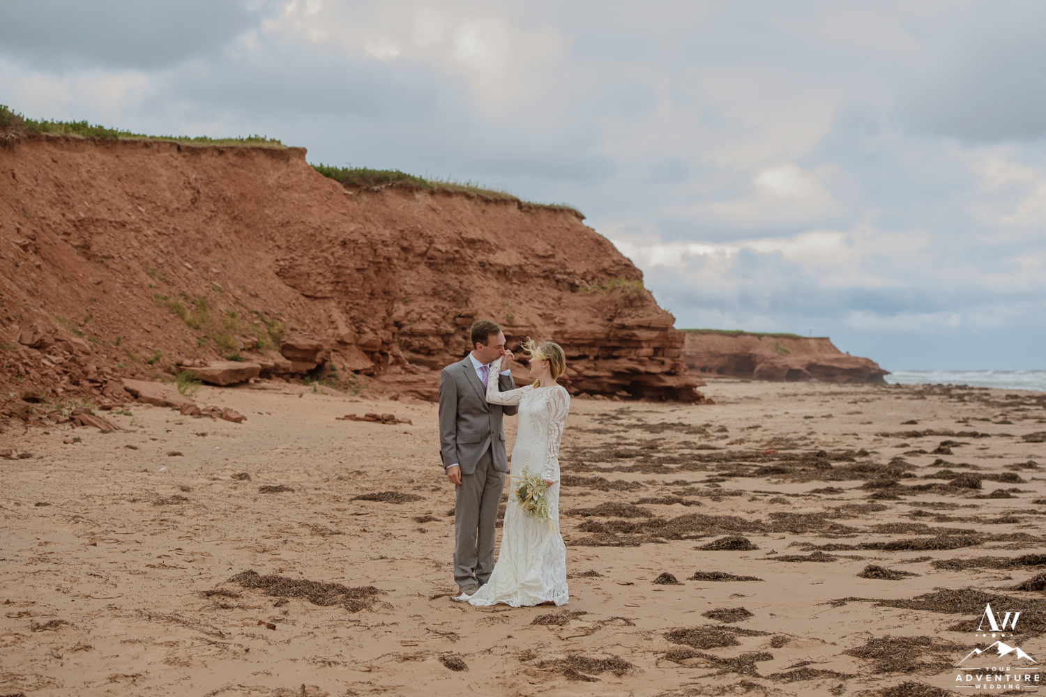 PEI Thunder Cove Wedding