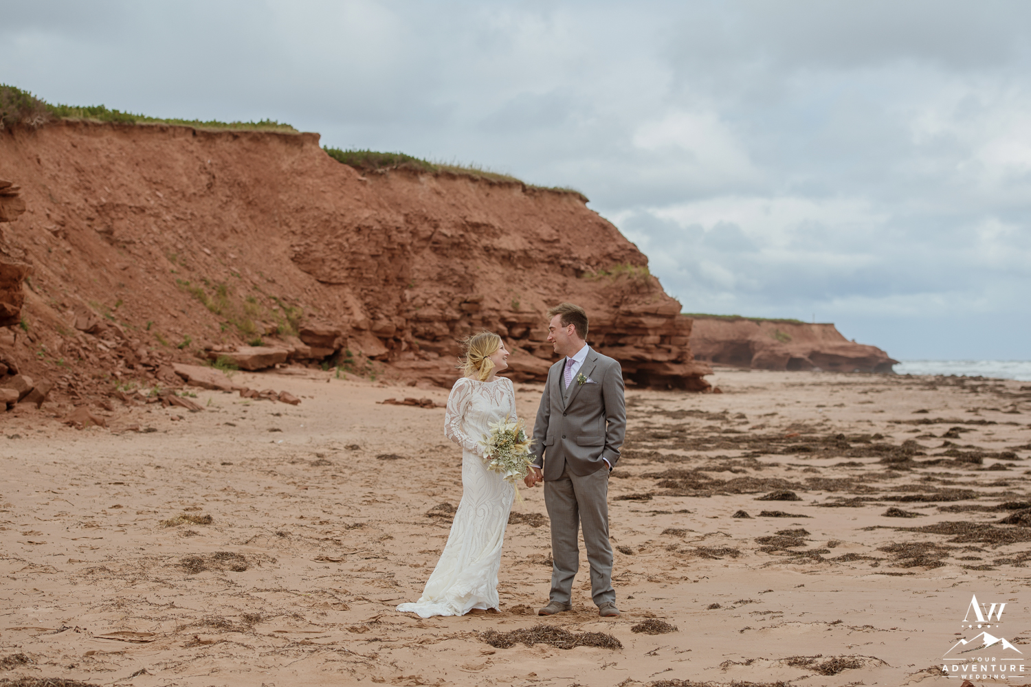 Adventurous Wedding at Thunder Cove