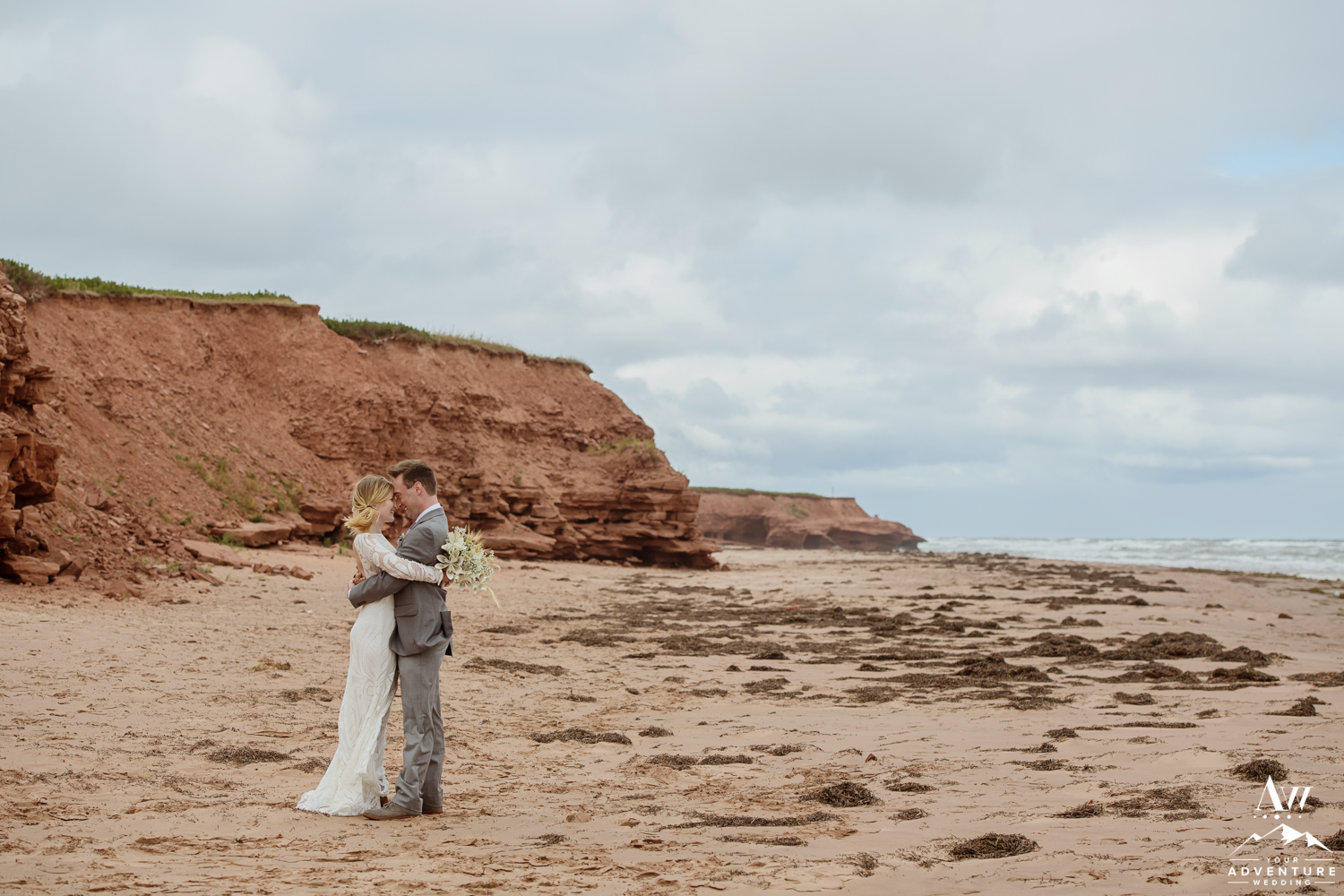 Thunder Cove Wedding Portraits