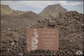 Wedding Invitations for Iceland Destination Wedding