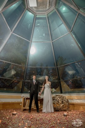 Finland Elopement Igloo Hotel by Your Adventure Wedding-27