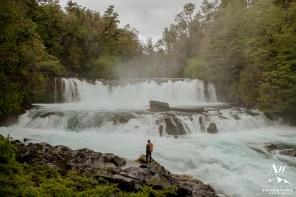 Patagonia Wedding Photographer Your Adventure Wedding Patagonia Waterfall Rainforest