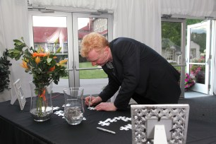 The Puzzle Guest Book