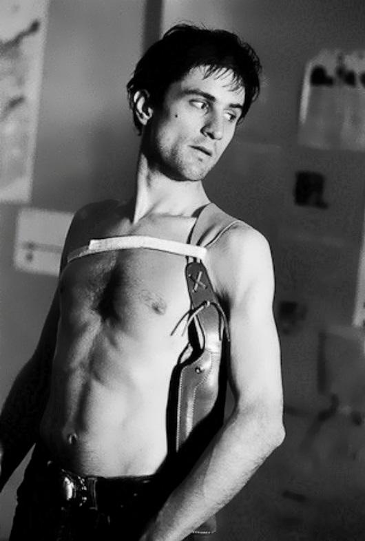 Stephen Schapiro - Robert de Niro, Taxi Driver