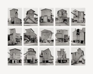 """Bernd und Hilla Becher Kies- und Schotterwerke (Gravel Plants) 2006 Image III from Typologies Digital pigment print (Ditone) on photo paper, 90 x 112 cm (35½ x 44""""). Edition of 40, signed and numbered on verso."""