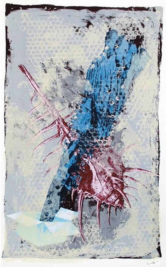 Immendorff, Jörg (1945–2007) Ohne Titel (Figur, Schnecke), 2006