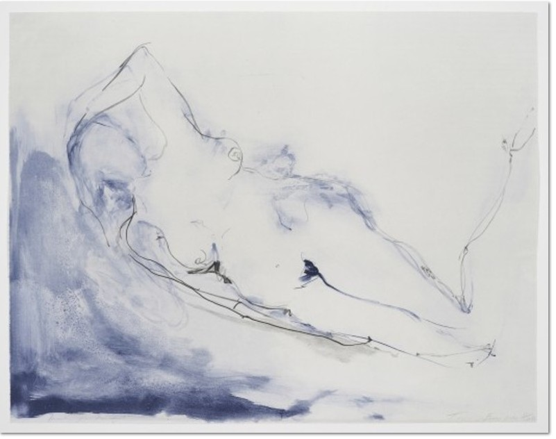 Tracey Emin - Inside Your Heart (2014)
