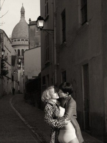 """Bettina Rheims: """"SACRE-COEUR, 2009"""", Silver Bromide Gelatin Print, edition of 5, signed, numbered, size: 105 x 81,5 cm"""