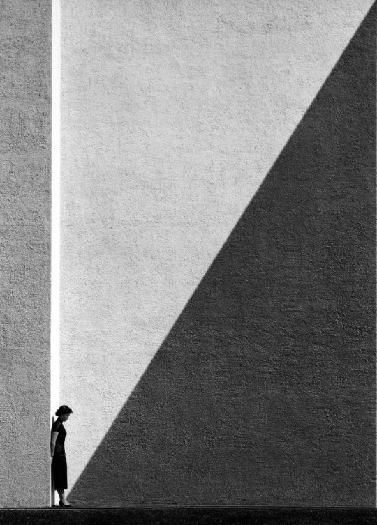 FAN HO: 'Approaching Shadow', 1954/2012, Archival pigment photograph, Signed and editioned by the artist on recto, edition of 10, size: 30.00 x 20.00 in / 76.2 x 50.8 cm