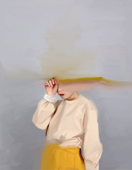 Nyssa Sharp - Girl With The Yellow Skirt