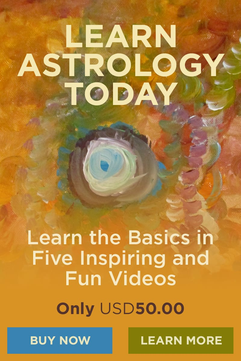 Learn Astrology Today promotional banner