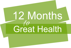 12 months to great health