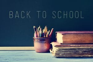 Back To School 2015.