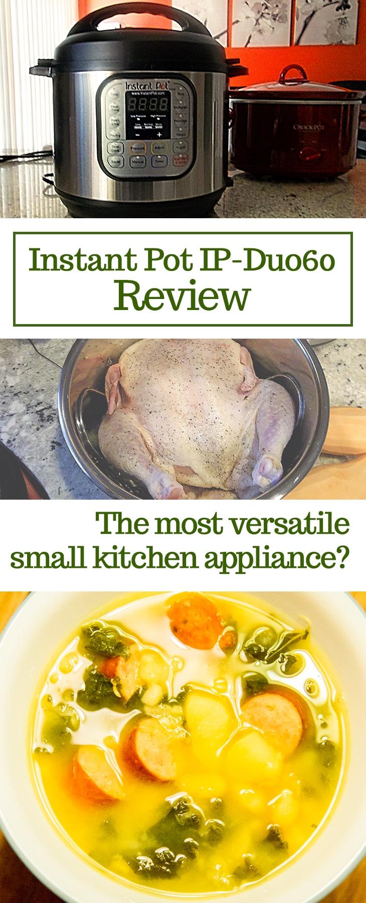 Instant pot review