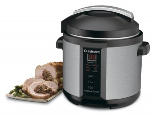 Cuisinart CPC-600 Electric Pressure Cooker.