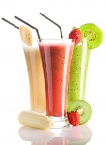 which blender in the bl201 vs bl204 comparison is best for making delicious fruit smoothies?