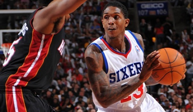 5b02c444fcc58f5e9238abcc4b89c1aacc1c Gunman Decides Not To Rob The 76ers' Lou Williams, Lets Williams Treat Him For Fast Food Instead