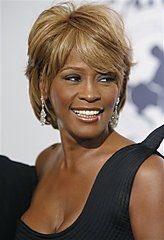 whitney houston dead at the age of 48