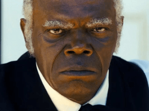 """Samuel L. Jackson discusses his controversial role in the movie titled """"DJango Unchained."""""""