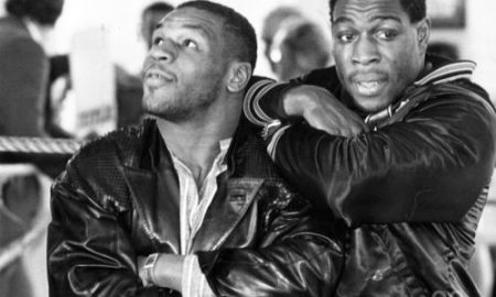 March 25, 1989: Mike Tyson Defends Against Frank Bruno