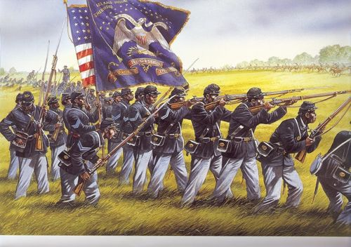 Image result for black civil war soldiers