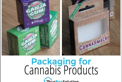 Cannabis Products Packaging