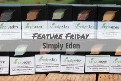 Simply Eden Soap Boxes