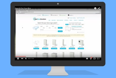 Search for your box YourBoxSolution
